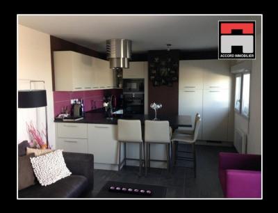 Appartement terrasse - Croix Daurade/ Argoulets