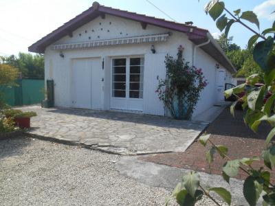 Maison de plain pied en bon état de 127 m², 4 chambres, 600 m² jardin