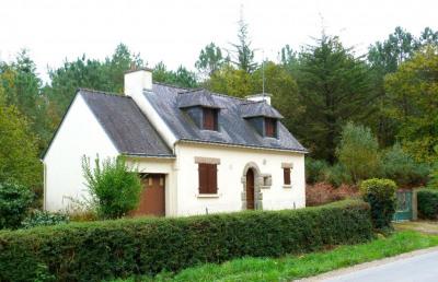 Maison Ploemel 68 m², 2 ch. Proche bourg