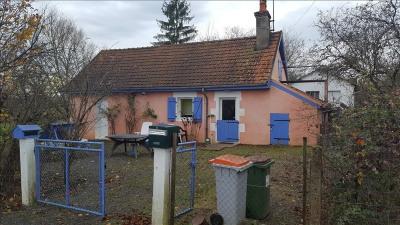 Sale house / villa St Parize En Viry