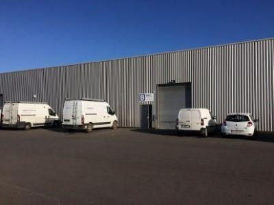 Location Local d'activités / Entrepôt Saint-Jacques-de-la-Lande 0