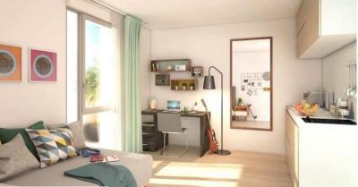 Vente Appartement 2 pièces Villeurbanne-(40 m2)-213 570 ?