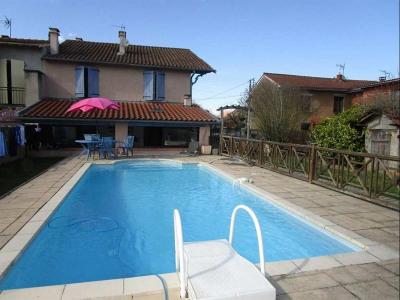 Proche centre, 4 chambres, piscine Saint Gaudens