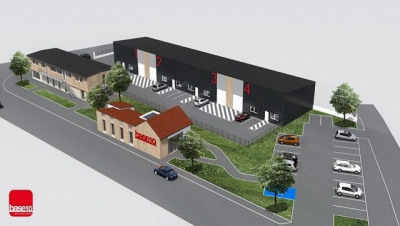Location Local commercial Thiviers