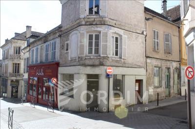 Boutique auxerre - 35.2 m²