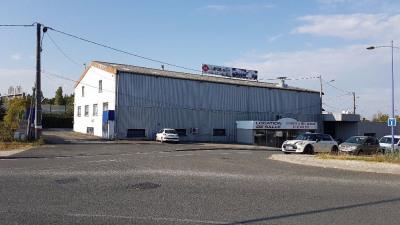 Location Local d'activités / Entrepôt Lormont