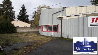Vente Local d'activités / Entrepôt Mozac
