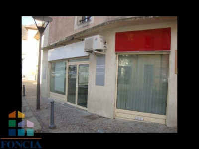 Vente Local commercial Saint-Jean-de-Maurienne
