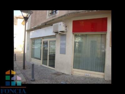 Vente Local commercial Saint-Jean-de-Maurienne