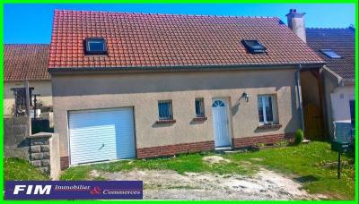 Maison 3 chambres avec jardin à Mers-les-Bains