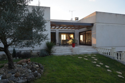 Architect house 5 rooms