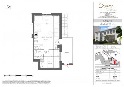 Location appartement Lyon 4ème