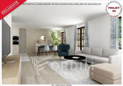 Pavillon st sauveur en puisaye - 4 pièce (s) - 92 m²