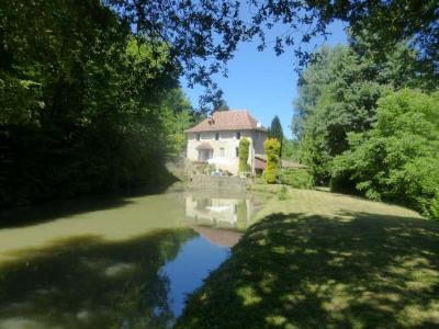 Moulin, 125 m² - Villefranche du Perigord (24550)