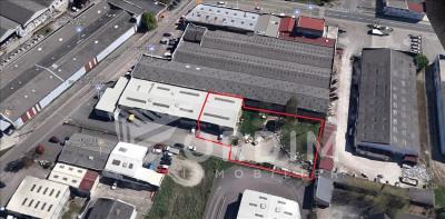 LOCAUX PROFESSIONNELS AUXERRE - 400 m2