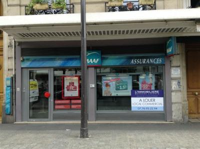 Location Boutique Paris 19ème