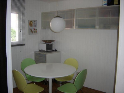 Appartement type 2 cabine