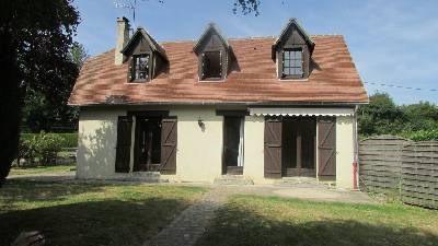 Sale house / villa Nord lisieux 189000€ - Picture 1