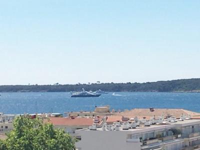 Cannes proche Croisette - Villa sur le toit vue mer panoramique Cannes