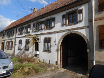 Maison village à rehabil