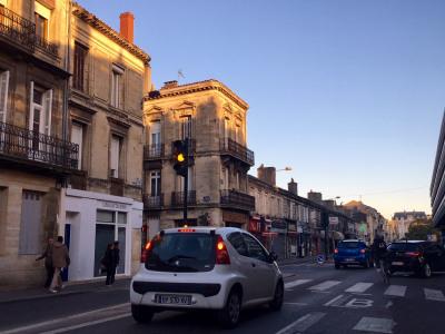Murs commerciaux 77m² Gare de Bordeaux