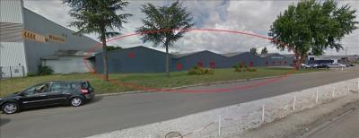 Cellule commerciale auxerre - 1600 m²