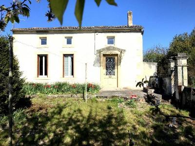 Typisches Haus der Charente 5 Zimmer Limitrophe de Cognac