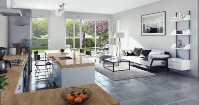 Vente Appartement 4 pièces Villeurbanne-(82 m2)-338 000 ?