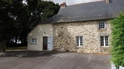 Maison à lanouee (josselin)