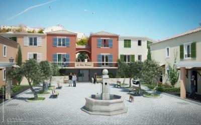 Programme Le patio provençal (La gaude)