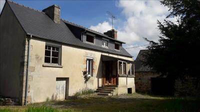 Town house 4 rooms, 80 m² - Plouaret (22420)