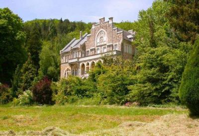 Замок 11 комнат