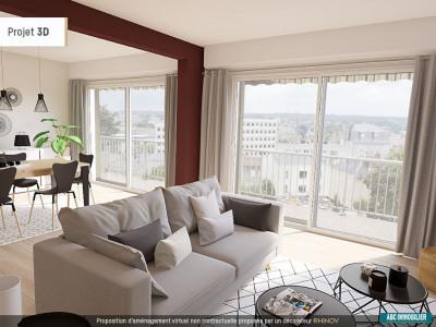 Appartement LIMOGES - 5 pièce (s) - 125 m²