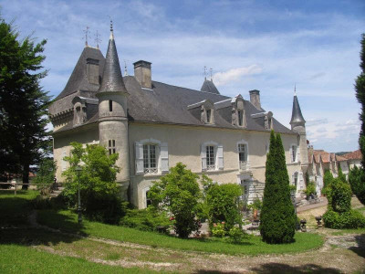 Chateau 17 rooms
