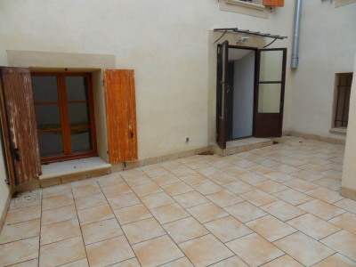 Location appartement Camaret / Aygues (84850)