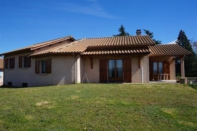 Superbe villa pp 140m² Roussillon