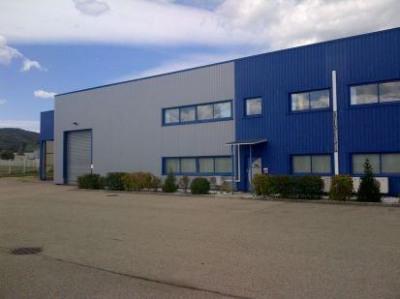 Location Local d'activités / Entrepôt Colombe