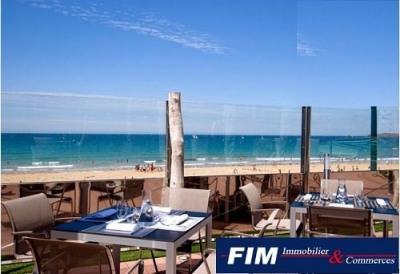 Restaurant vue mer
