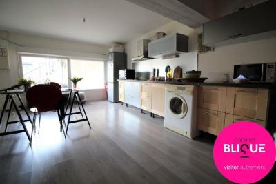 Vente Appartement 2 pièces Nancy-(55 m2)-110 000 ?