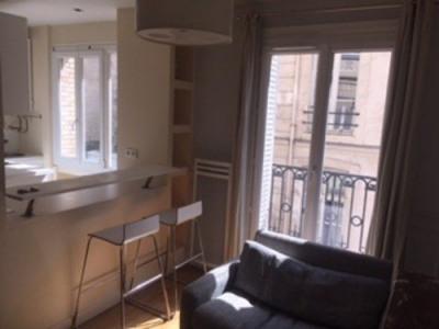 Location Appartement Paris La Muette - 30.5m²