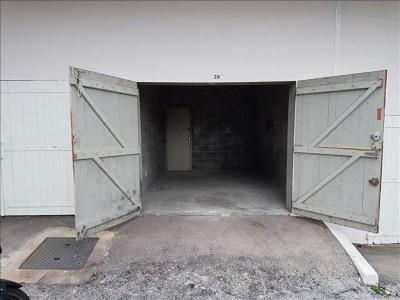 Garage toulon - 15 m²