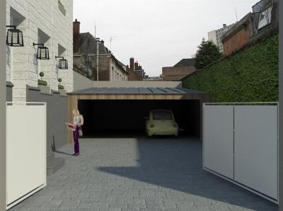 Appartement 3 pièces 105 m² rénové cave & parking
