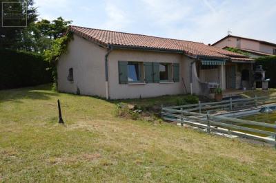 Maison LISSIEU 5 Pièces 110 m²