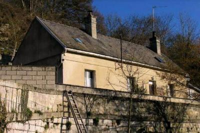 40mn Roissy CDG, 9kms Villers Cotterêts, maison ancienne à f