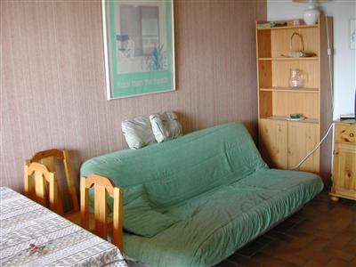 Vacation rental apartment Les issambres 455€ - Picture 5