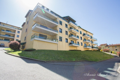 Appartement duplex T4 - 2 terrasses