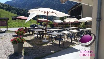 Fonds de commerce Café - Hôtel - Restaurant Aillon-le-Jeune