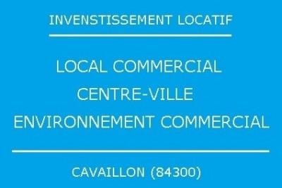 Vente Local commercial Cavaillon