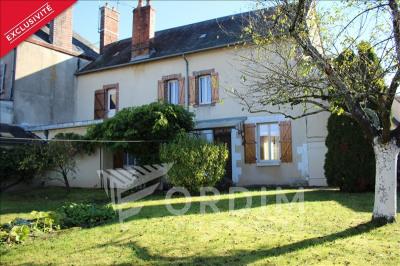 Maison ancienne st fargeau - 6 pièce (s) - 163 m²