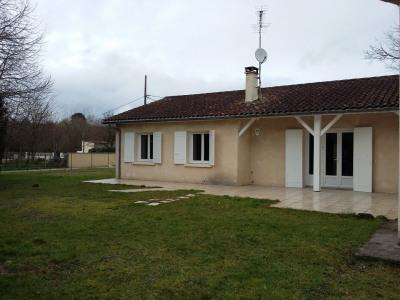 Maison Mitoyenne de type 4 avec 900 m² env